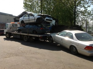scrap car removal richmond bc