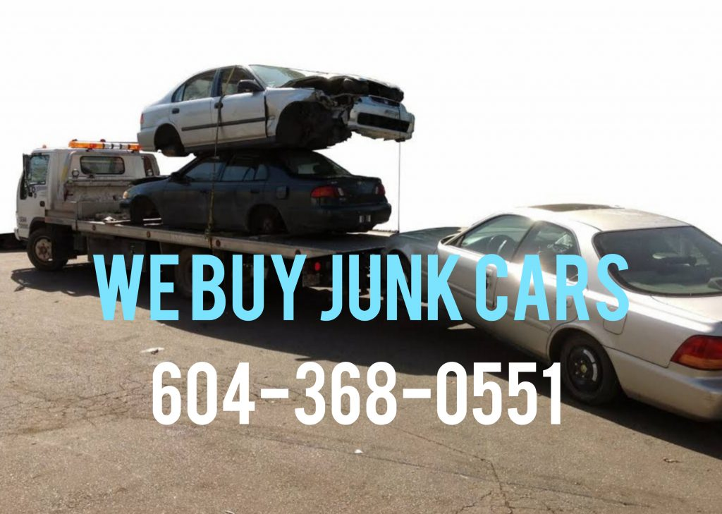 we buy junk cars